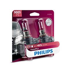 VisionPlus lámpara inovativa para faro delantero
