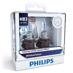 WhiteVision 璀璨之光 汽车车头卤素灯泡