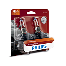 9005XVB2 -   X-tremeVision upgrade headlight bulb