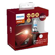 9005XVGS2 X-tremeVision G-force car headlight bulb