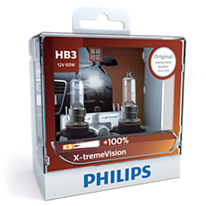 9005XVS2 X-tremeVision Headlight bulb