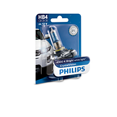 9006CVB1 CrystalVision Headlight bulb
