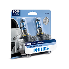 9006CVB2 CrystalVision ultra upgrade headlight bulb