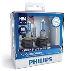 9006CVSL CrystalVision car headlight bulb