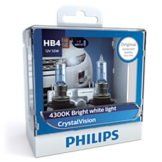 9006CVSM -   CrystalVision Headlight bulb