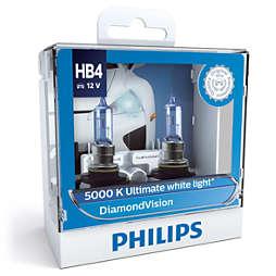 DiamondVision 藍鑽之光 汽車车头鹵素燈