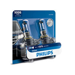 Vision upgrade headlight bulb