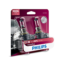 9006VPB2 -   VisionPlus upgrade headlight bulb