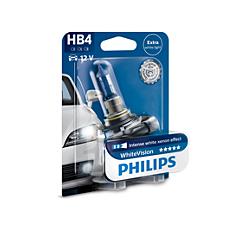 9006WHVB1 WhiteVision Fahrzeugscheinwerferlampe