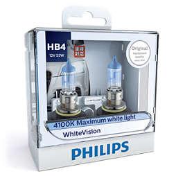 WhiteVision Headlight bulb