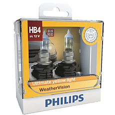 9006WVS2 WeatherVision Headlight bulb