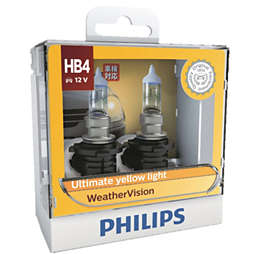 WeatherVision Headlight bulb