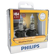 9006WVS2 WeatherVision Bohlam lampu depan