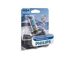 9006WVUB1 WhiteVision ultra car headlight bulb