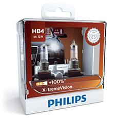 9006XVSM X-tremeVision Headlight bulb