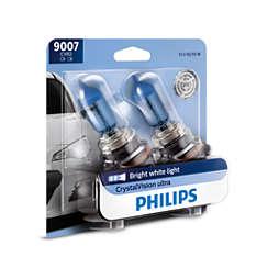 CrystalVision ultra upgrade headlight bulb