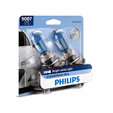 9007CVB2 CrystalVision ultra upgrade headlight bulb