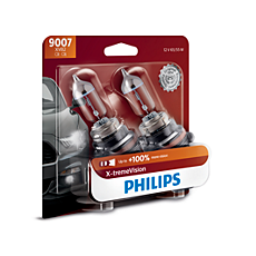9007XVB2 X-tremeVision upgrade headlight bulb