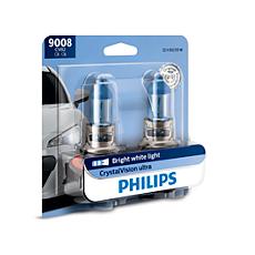 9008CVB2 -   CrystalVision ultra upgrade headlight bulb