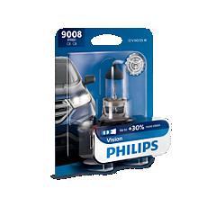 9008PRB1 Vision lampe pour éclairage avant pour mise à niveau