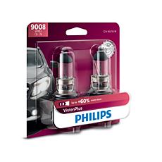 9008VPB2 VisionPlus lampe pour éclairage avant pour mise à niveau