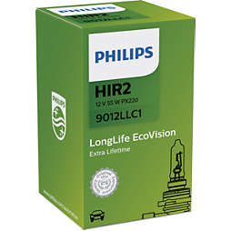 LongLife EcoVision Lampe pour éclairage avant