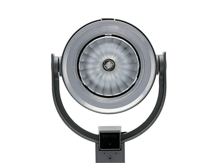 UrbanScene CGP700 urban-lighting luminaire with wide-beam optic (60º)