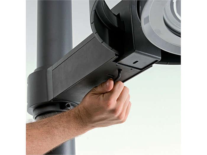 Fixing horizontal rotation