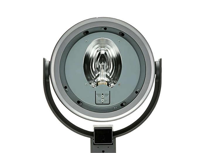 UrbanScene CGP705 urban-lighting luminaire with Mini T-Pot for CDM-T (TPS)