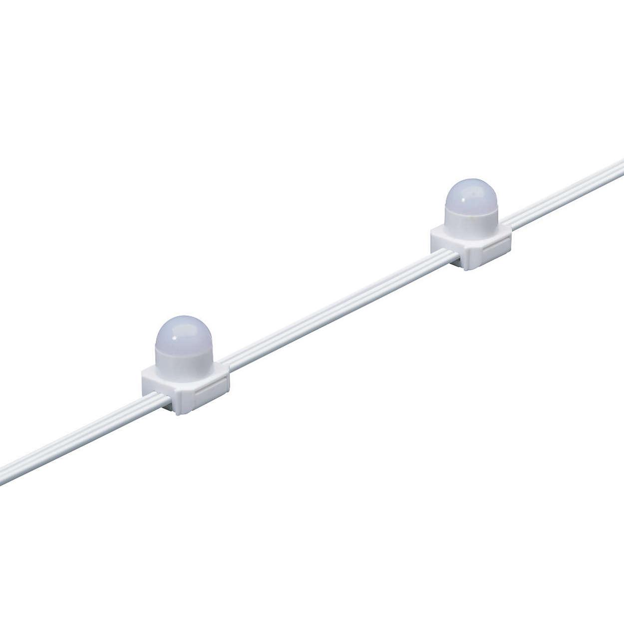 iColor Flex MX – гибкие гирлянды, состоящие из ярких полноцветных светодиодных ячеек