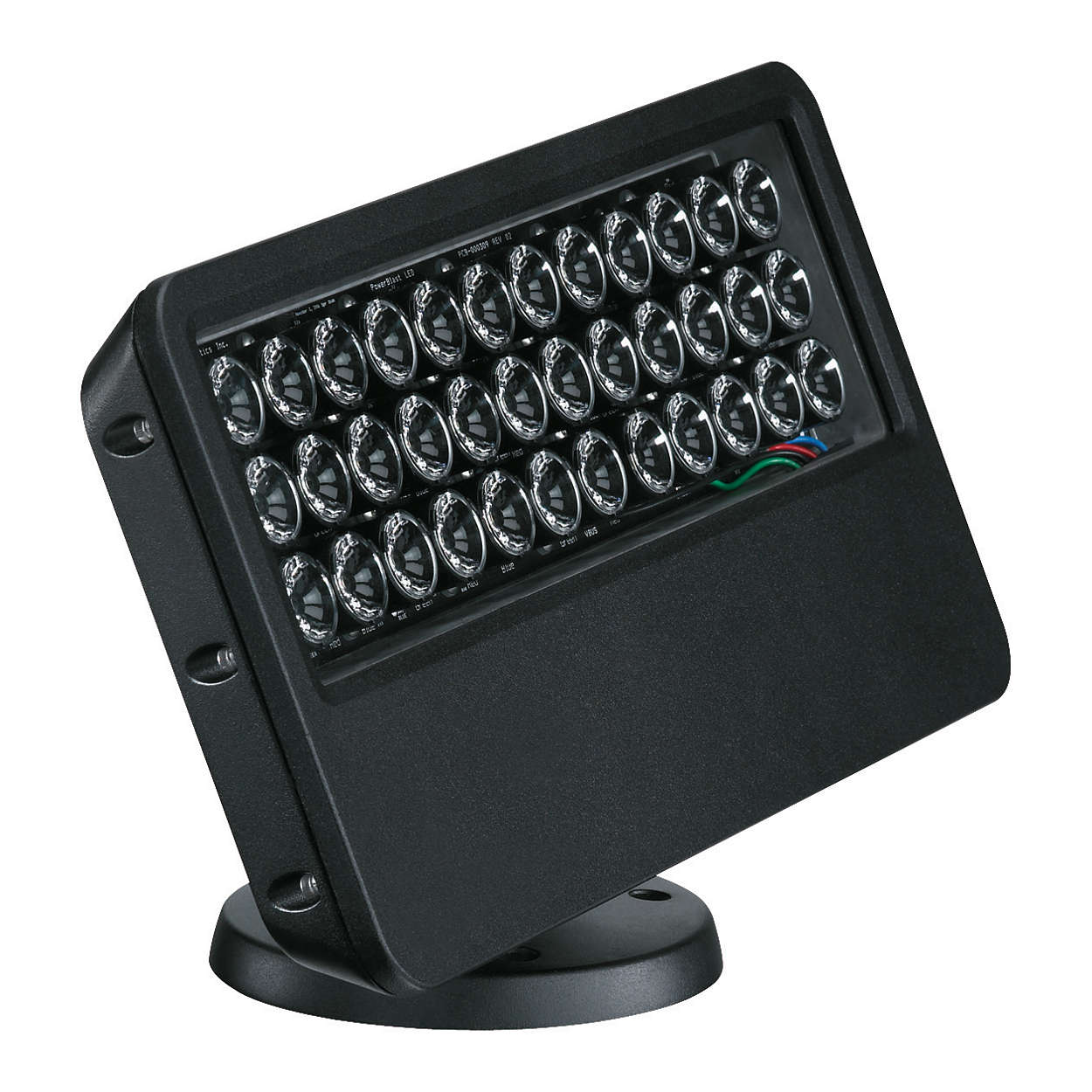 ColorBlast Powercore – vibrant, controllable colour for interior and exterior architectural lighting