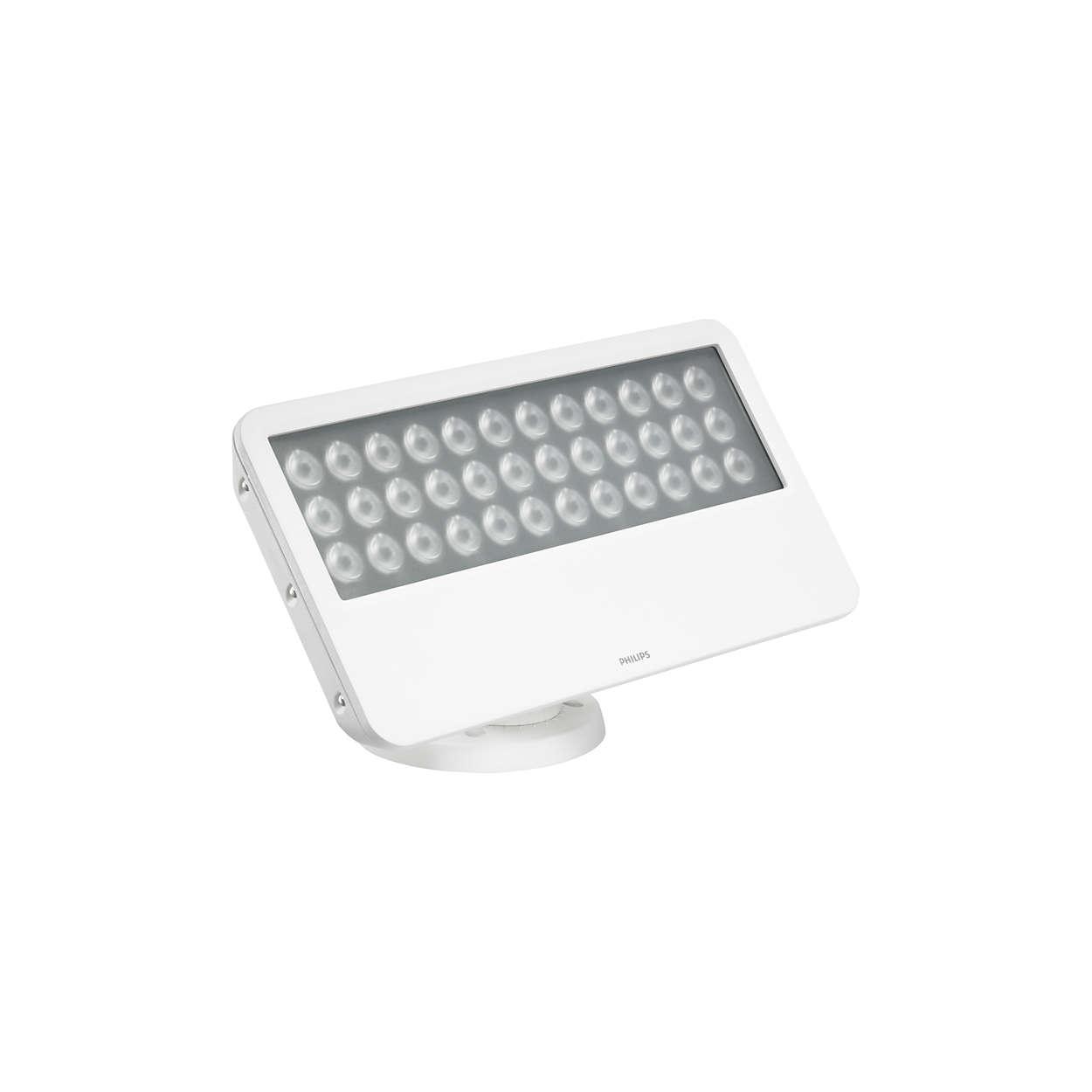 eW Blast Powercore – энергоэффективный мощный светодиодный прожектор белого света