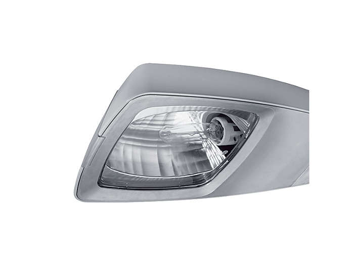 IP66 protection keeps luminaire clean on the inside and therefore minimizes maintenance