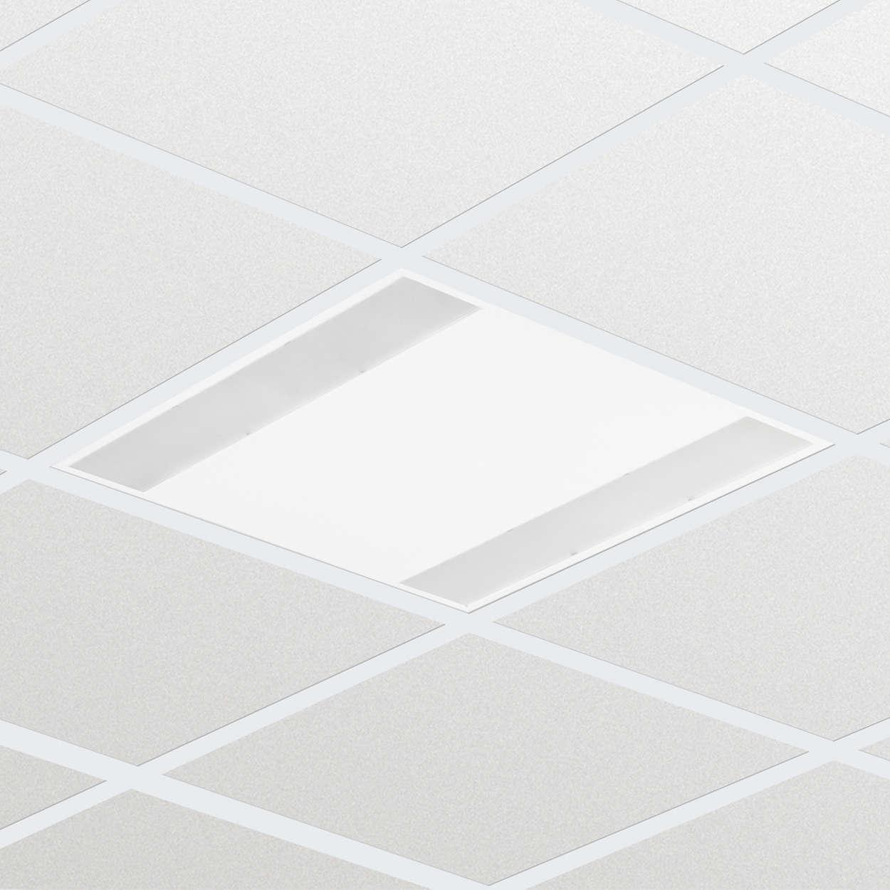 CoreLine Einlegeleuchte – ein deutliches Argument für LEDs