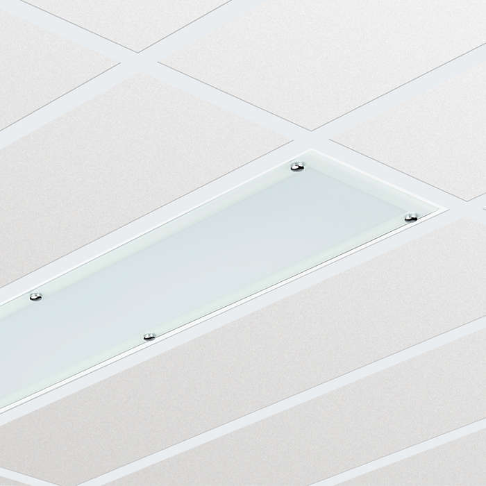 Cleanroom LED CR250B – a uniform, reliable, value-for-money solution