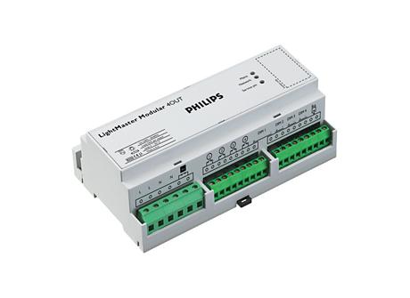 LRC5423/10 Contr 4X0 DIN Sw & Re