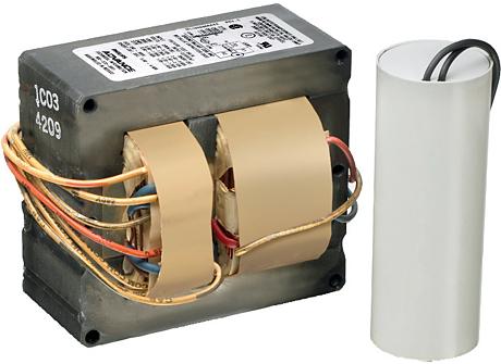 CORE & COIL HID HPS BAL 100W S54 120/277/347V C&C