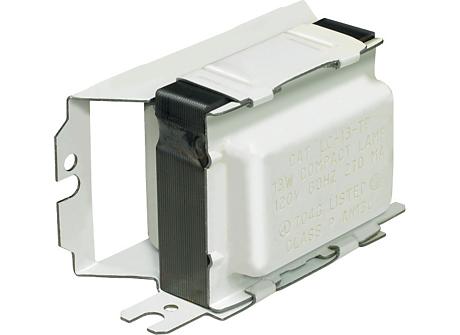 STANDARD MAG BALLAST (1) 13W COMPACT(2-PIN) 120V