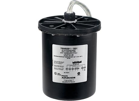 OUTDOOR WEATHERPROOF HID HPS BAL 1000W S52 480V WP