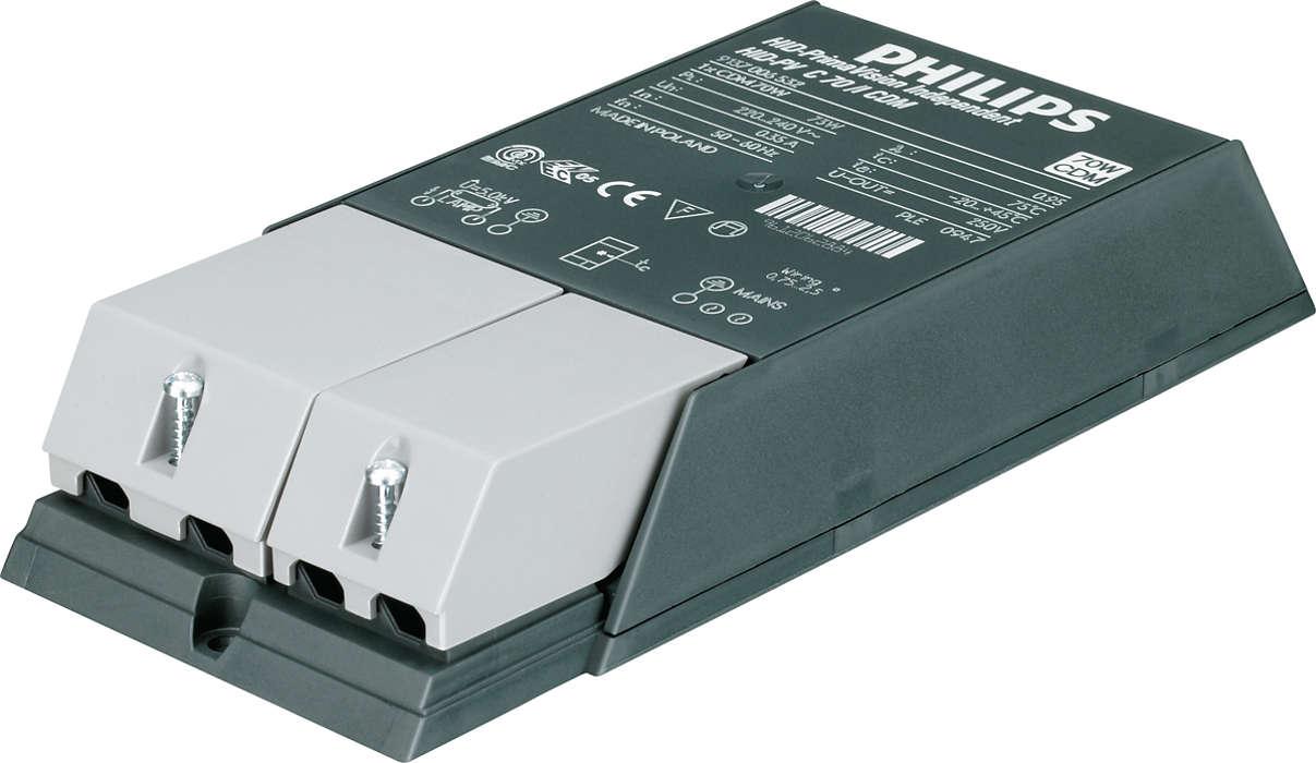 PrimaVision Compact (35, 50 и 70 Вт) для CDM — высокое качество и надежная работа