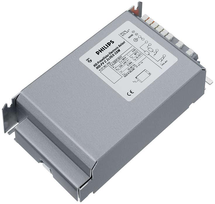 PrimaVision Twin (35W & 70W) for CDM - The cost-effective solution