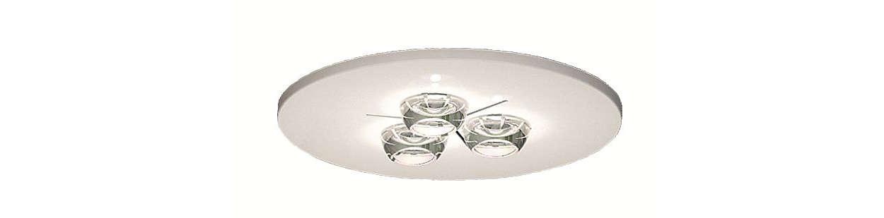 Luminaire LED extra-plat