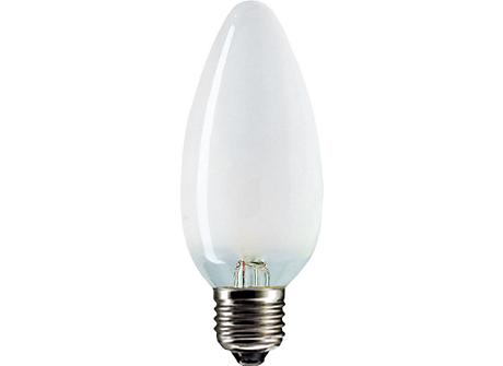 Standard 40W E27 230V B35 FR 1CT