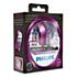 Color Vision Purple lâmpadas para faróis automotivos