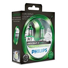 923497017103 ColorVision lâmpadas para faróis automotivos
