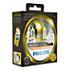 Color Vision Yellow lámpara para faros delanteros de auto