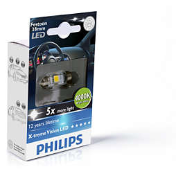 X-tremeVision LED Lámpara LED para automóviles
