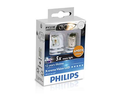 LEDs de alto desempenho