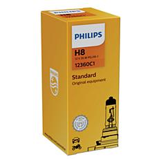 924015617125 Standard lâmpadas para faróis automotivos