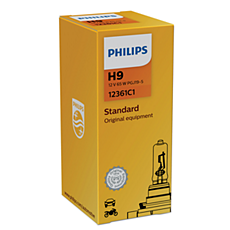 924019117116 Standard lámpara para faros delanteros de auto